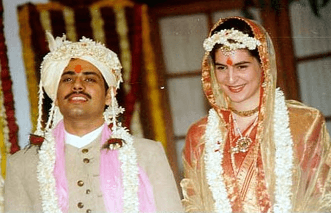 married life of priyanka gandhi vadra